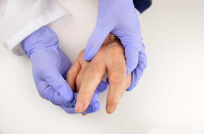 Физиотерапия при артрозе