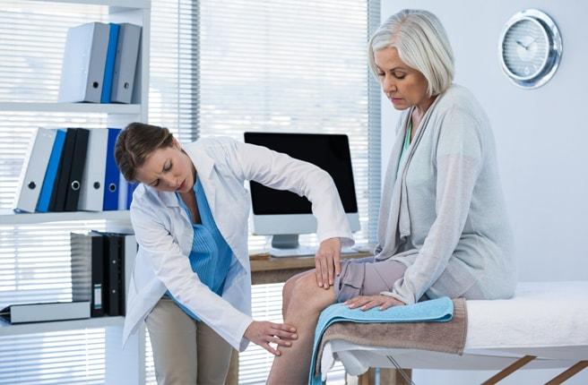 Артроз: комплексное лечение