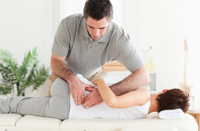 Невралгия: массаж