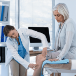 Остеоартроз коленных суставов